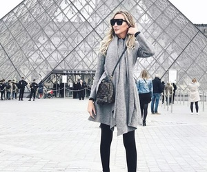 fashion, travel, and parís image