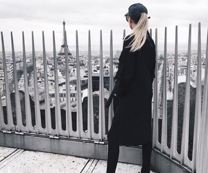 eiffel tower, fashion, and france image