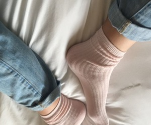aesthetic and socks image
