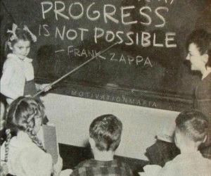 frank zappa, quotes, and progress image