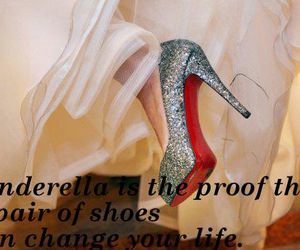 cinderella, phrases, and dress image