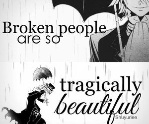quotes, pandora hearts, and anime image