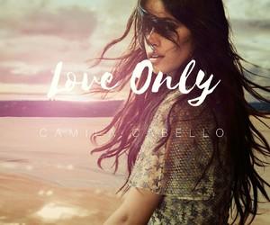 album, love only, and camila cabello image