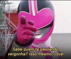 brasil, meme, and power rangers image