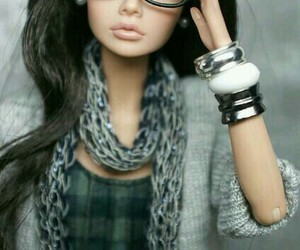 barbie, accesorios, and Chica image