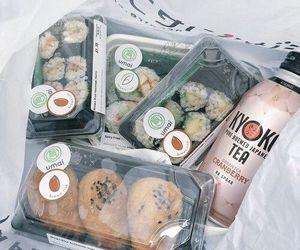 food, sushi, and japan image
