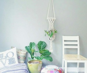 bohemian, style, and decor image
