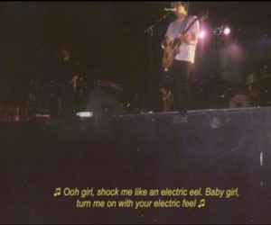MGMT, electric feel, and music image