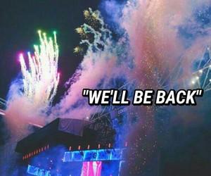 fireworks, promise, and u image
