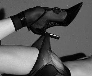 heels, hose, and runs image