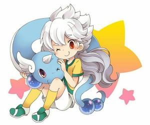 chibi, pokemon, and crossover image