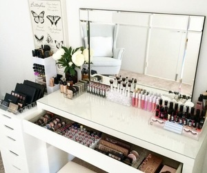 makeup, goals, and home image