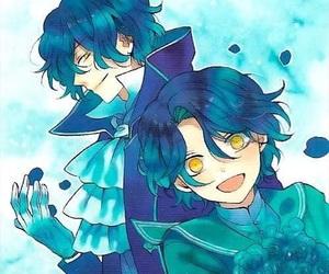 pandora hearts and manga image
