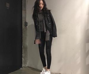 fashion, naeun, and apink image