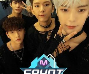 i.m, kihyun, and minhyuk image