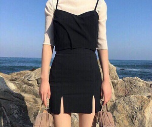 beautiful, fit, and dress image
