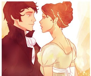 becoming jane, pride and prejudice, and wessa image