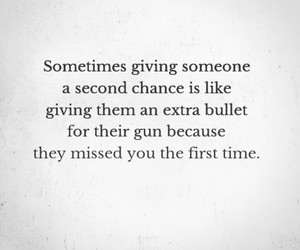 quotes, chance, and bullet image