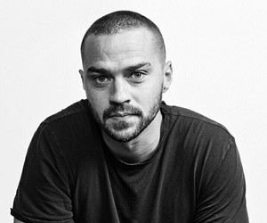 jesse williams and jackson avery image