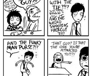 funny, comic, and lol image