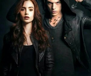 shadowhunter, alec lightwood, and isabelle lightwood image