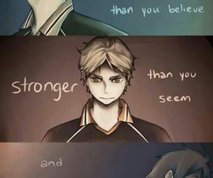 quote, quotes, and haikyuu!! image