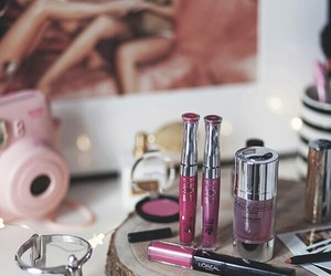 beauty, pink, and décoration image
