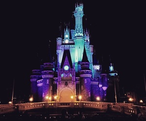 cinderella, disney, and night image