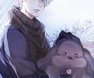 anime, yaoi, and viktor nikiforov image