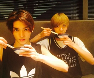 taeyong, kpop, and hansol image