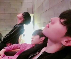 jackson, jinyoung, and JB image