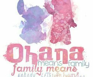 disney, stitch, and family image