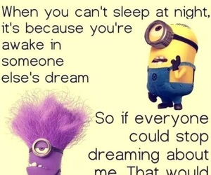 funny, minions, and Dream image