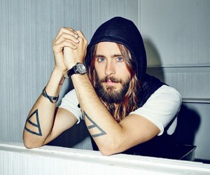 jared leto and photoshooting image