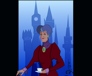 lady tremaine and evil stepmother image