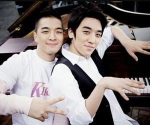 kpop, seungri, and taeyang image