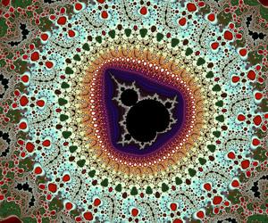fractal and mandelbrot image