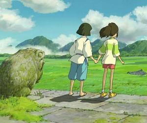 anime, chihiro, and leti.kpop image
