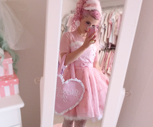 fairy, pink, and fluffy image