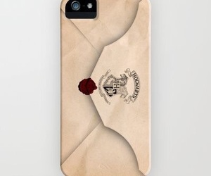harry potter, hogwarts, and Letter image