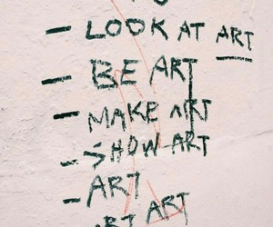 art, bliss, and life image