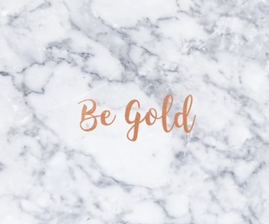 gold, marble, and wallpaper image