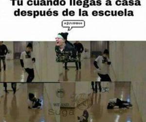 bts, memes en español, and min yoongi image