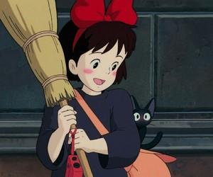 anime, kiki, and kikis delivery service image