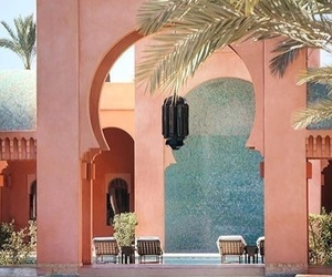 morocco and architecture image