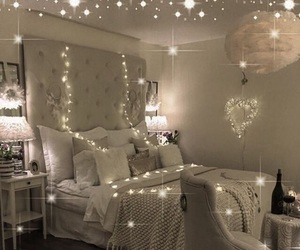 amazing, bed, and cozy image