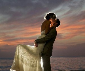 beautifull, light, and marriage image