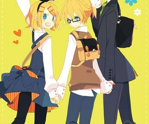 vocaloid, anime, and kaito image
