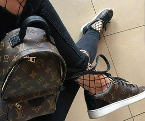 fashon, LV, and sneaker image