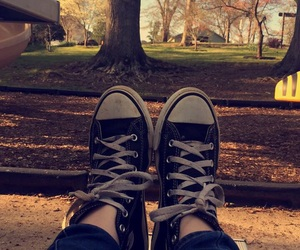 artistic, converse, and summer image